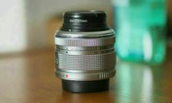 Olympus 14-42mm f3.5-5.6 Lens Please note that