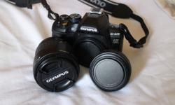 Selling away an Olympus E620 DSLR Camera that comes