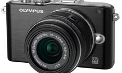 Olympus Pen e-PL3 for sale. Bought in 2011, not used so