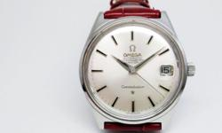 We have an uncommon Omega Constellation 168.015 Caliber