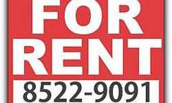 One bedder condominium for rent Fully furnished