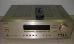 Selling ONKYO TX-SR501 6.1-C A/V CHANNEL The Fully -