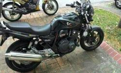 Just 3+ year old well maintained CB400 revo tech 4 2011