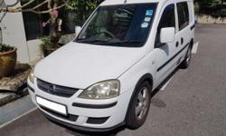 Opel Combo Auto For lease : $90 / Day $1400 / Month