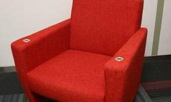 Two single fabric armchair Condition 9/10 Cheapest in