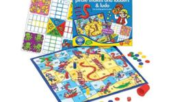 Used in good condition Pirates Snakes and Ladders and
