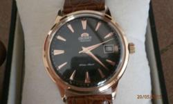 Rose gold colour just 1 yr old hardly used as not used