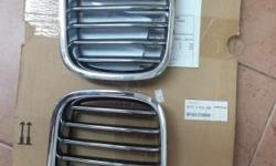 Original BMW 523 series 2012 front chrome grill. Please