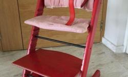 Tripp Trapp® Chair New price SGD 340 complete The chair