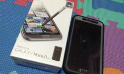 Hi I'm selling Original Brown Samsung Note 2 Bgt On