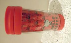 Original Hello Kitty plastic mug. Great for office and