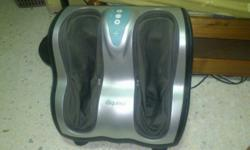 i got 1 set osim foot massager to sell, 100%