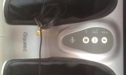 OSIM iSqueez in good working condition interested