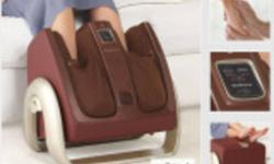 Selling Osim uSqueez Warm OS-8008 Leg Massager. Was