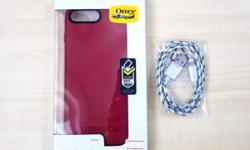 Otterbox Symmetry Series iPhone 7 Plus - Red Brand new