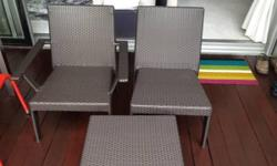 OCEA lounge set for sale 1) lounge armchair 2) lounge