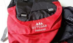 Selling Outgear TrekkerGo Backpack for sale in gd