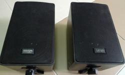 For sale: Pair of Scandyna speakers - Model: SS-240 -