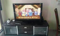 "Selling Panasonic 42"" Plasma TV in good working"