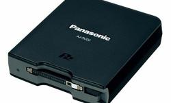 "PANASONIC AJ-PCD2G (Memory Card Drive ""P2drive"") The"