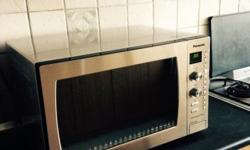Panasonic Convection Microwave/Oven MODEL no: NNCD997S