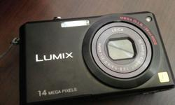 Model: DMC-FX180 Panasonic LUMIX DMC-FX150 features a