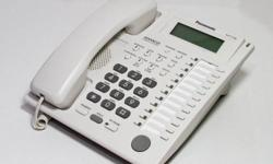 Speakerphone unit for use with Panasonic TE-Series PABX