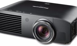 PANASONIC PT-AE8000 (Full HD 3D Home Cinema Projector)