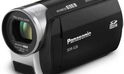 Rarely used and very good condition Panasonic video