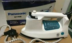 Panasonic steam iron box for sale (model no: NI325EA),