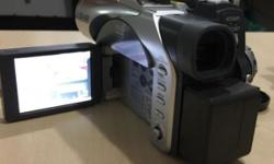 Panasonic VDR-50 DVD Camcorder With 2.5 Inch LCD @ $120