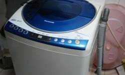 8.0 KGS washing machine, bought 800.00 used less than 3