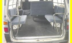CLASS 3 PASSENGER VAN FOR RENT. NO NEED VOCATIONAL
