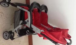 Selling Peg Perego Aria Twin 2014 Bought on Sept 2014,