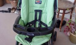 Selling our preloved Peg Perego Pliko P3 Stroller. Made