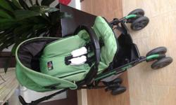 Preloved stroller which can be converted to a pram for