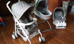 Hi selling my whole set of Peg perego. Which r bassinet