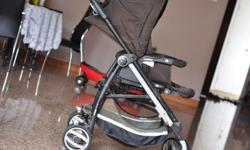 Peg Perego Stroller Used for 2 years -- In good