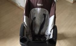 Pre loved Peg Perego stroller: 1. Good Condition;