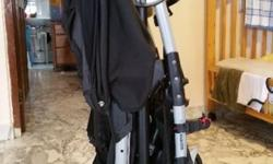 Selling a lightweight peg prego Si 2010 stroller at