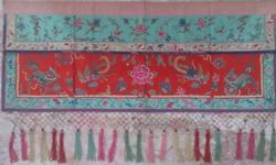Peranakan Wedding Panel for Sale - Good condition.