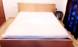 $350 for ALL Perfect condition Queen Bed Frame - white