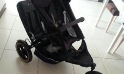 Hi. Selling Phil and Teds twin stroller. Condition