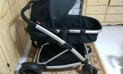 Selling pre-loved promenade stroller. Used less than 3