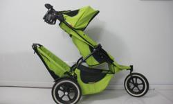 Phil & Teds Double Buggy for sale. The buggy is 3-4