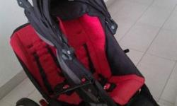 Phil & Teds Double Stroller for sale, model Explorer,