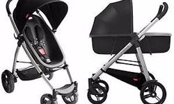 �Phil & Teds� pram and stroller combo (black colour),