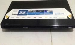 BN Philips 3D Blue Ray Dvd Player BDP2180K-98 for sale.