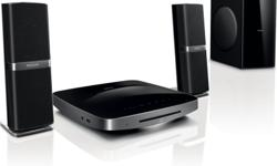 Brand New Philips 3D Blu-ray Home Theatre System for