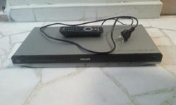 Philips Blu Ray Player for sale. Model BDP6000/12.